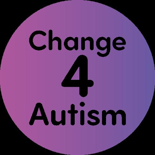 Change 4 Autism logi